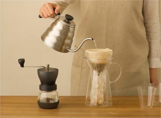 ハリオV60グラスアイスコーヒーメーカー