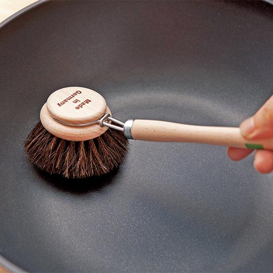 鍋フライパン洗い