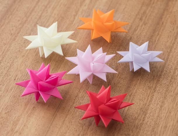 フレーベルの星かざりキット 春色