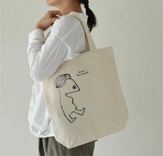 花森安治のイラスト エコバッグ