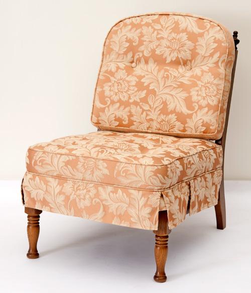 だんだんふやしていく椅子(肘なし椅子) フィオレ ピンク