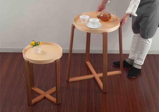 曲輪テーブル 大