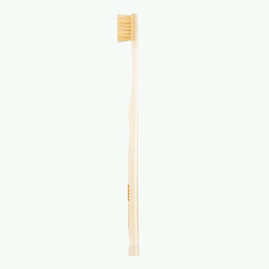 白馬毛の歯ブラシ ヘッド