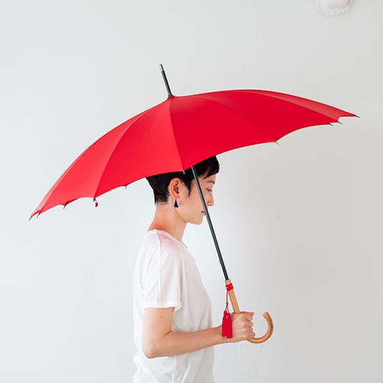 12本骨 長傘