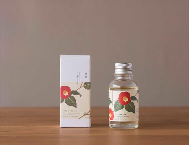 桜島つばき油