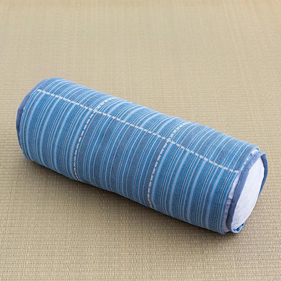 三河木綿の頸椎枕