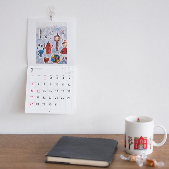 花森安治カレンダー2019