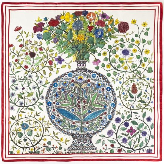 花森安治のスカーフ  2世紀7号