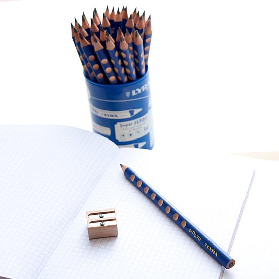 リラ社のグルーヴ鉛筆 36本