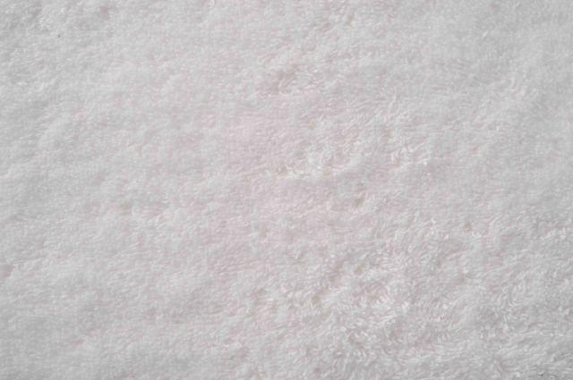 リトルサンシャイン バスタオル ホワイト