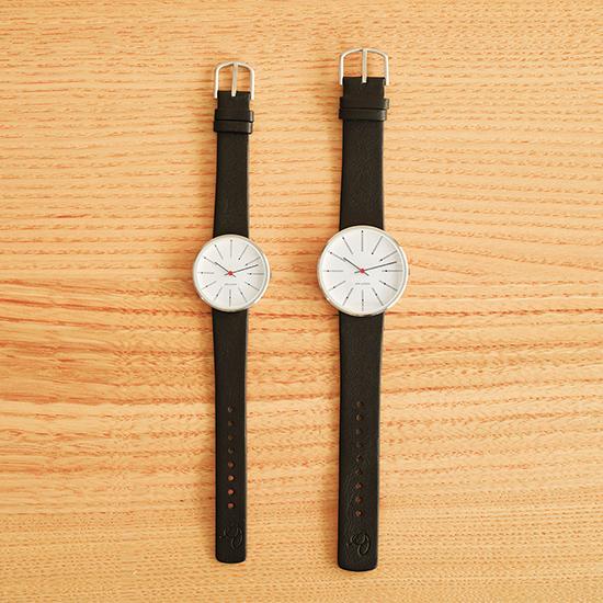 ヤコブセン腕時計 バンカーズ