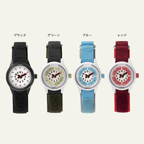 ふんぷんくろっく 腕時計 こども用
