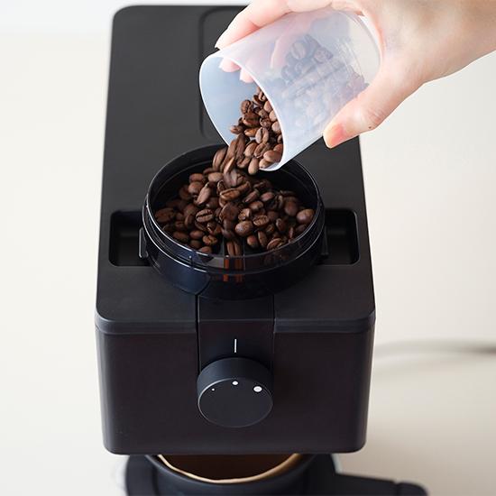 カフェ・バッハ監修のコーヒーメーカー 六杯分用