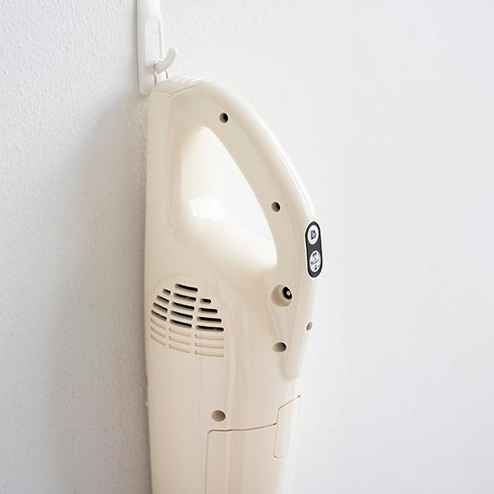 マキタ 充電式クリーナー フック収納