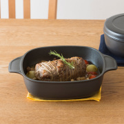 味わい鍋 角型両手鍋