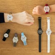 ふんぷんくろっく 腕時計