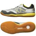 【33%OFF】ATHLETA(アスレタ)「O-Rei Futsal T002_シルバー/フラッシュイエロー」 フットサルシューズ 11005_6829