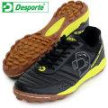 【30%OFF】 Desporte(デスポルチ) 「カンピーナス 2 LTD_ブラック/ライム」 フットサルシューズ_DS941BL