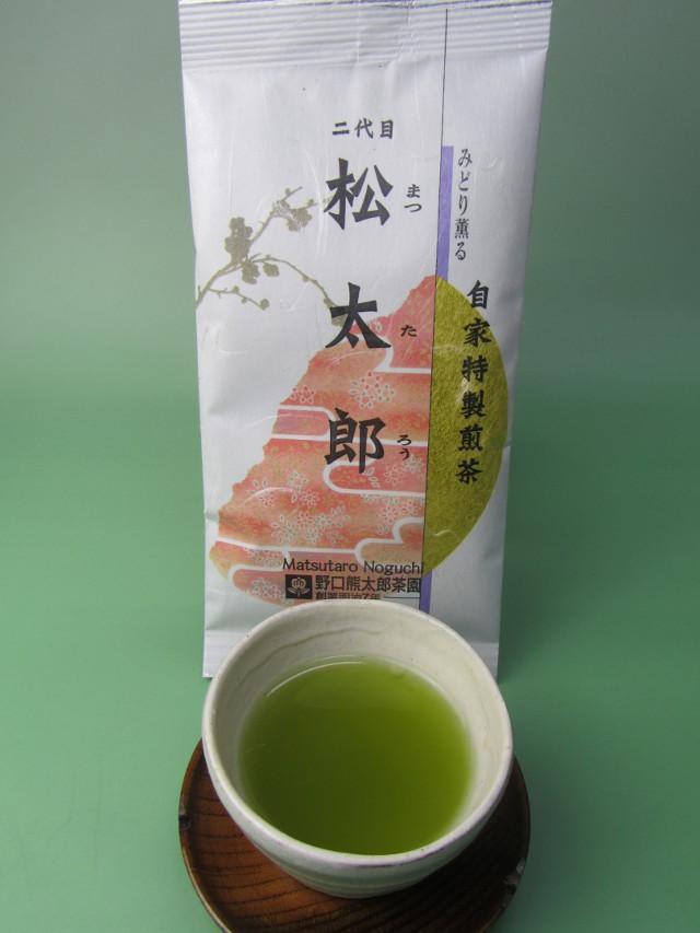 煎茶 二代目松太郎100g