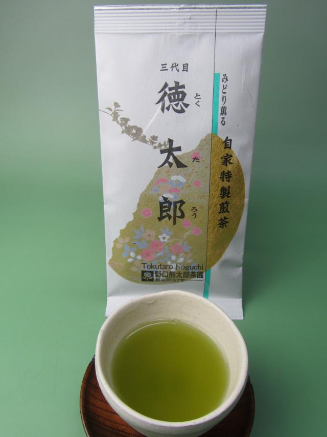 煎茶 三代目徳太郎100g