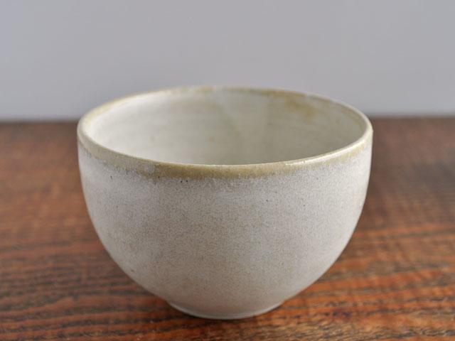チタン釉丸ゆのみ-1