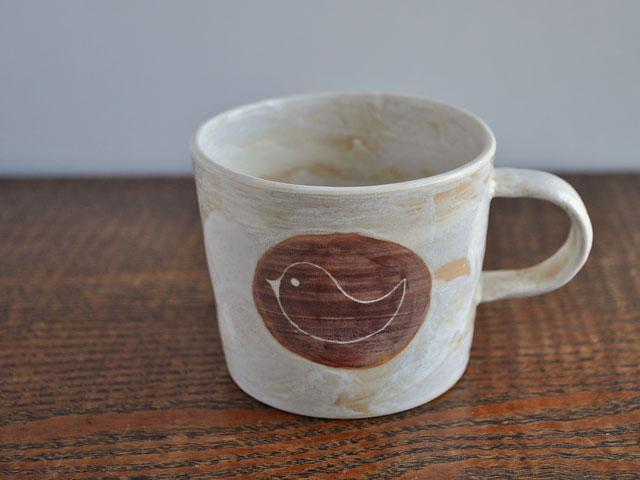 子ども食器(とり)マグカップ-1