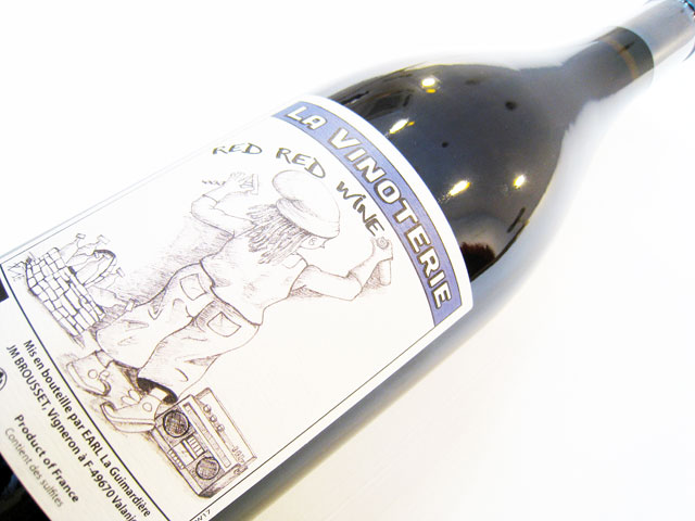 ラ ヴィノテリエ レッド レッド ワイン 2017 750ml