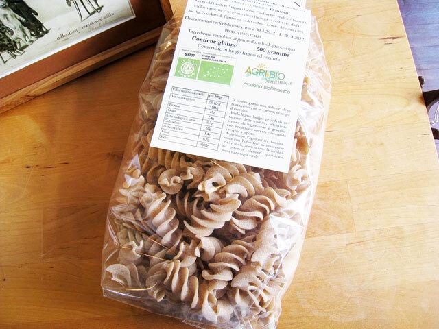 デ フェルモ フジッローニ 500g (硬質小麦のパスタ・大きなフジッリ)