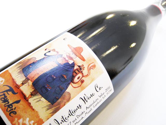グッド インテンションズ ワイン フランキー 2016 750ml