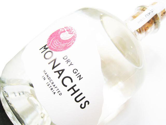 Monachus Distillery モナクス ディスティラリー Dry Gin ドライ ジン 500ml