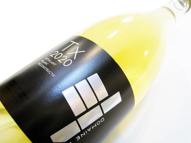 ドメーヌ ユイ Tx Petillant Blanc Deconstructif ペティアン ブラン デコンストラクティフ 2020 750ml (※送料無料対象外)