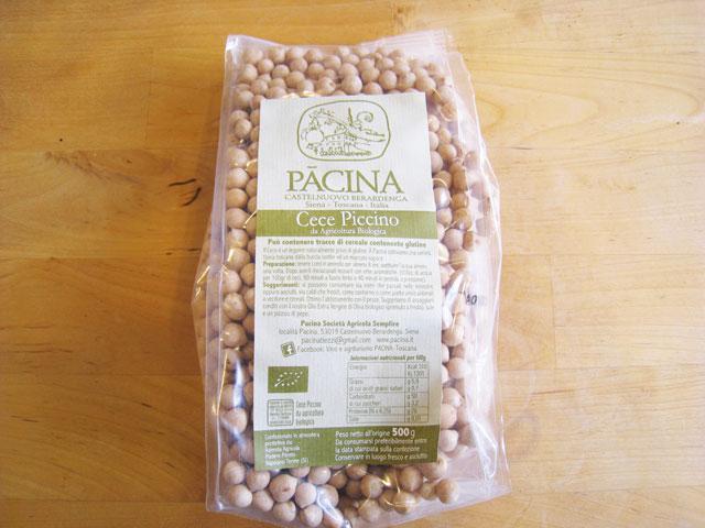 パーチナ チェーチ (ひよこ豆) 500g