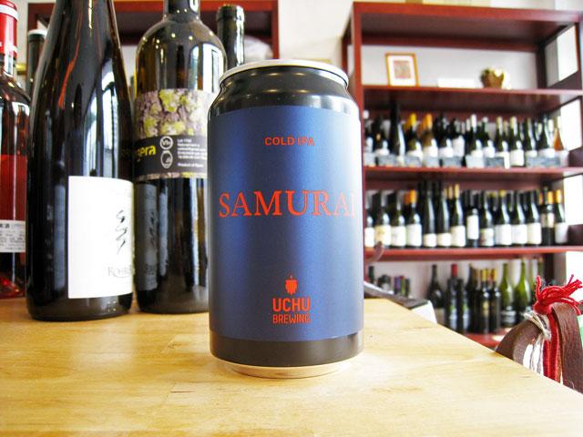 うちゅうブルーイング SAMURAI サムライ (缶)350ml  (※送料無料対象外) (クール便必須)