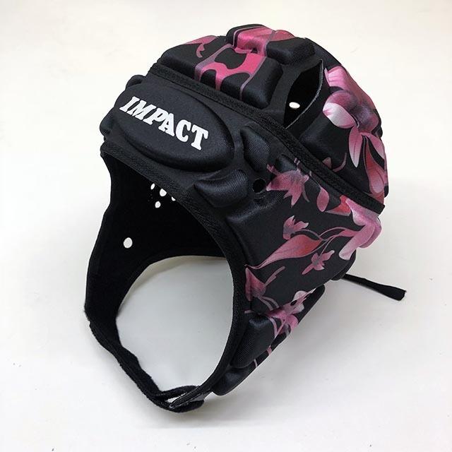 IMPACT V2 Premium Vented フローラル ブラック