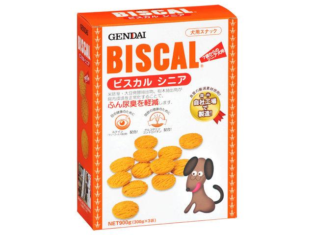 ビスカルシニア900g犬用おやつ