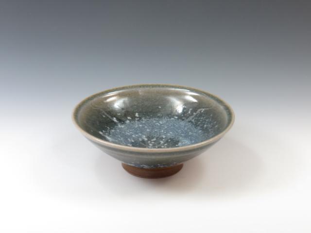 秋田県のやきもの 楢岡焼の酒器ぐい呑