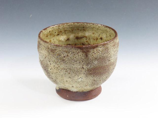栃木県のやきもの 三毳焼の酒器ぐい呑