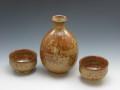 群馬県の焼き物 自性寺焼酒器揃え 伝統の陶芸から生まれた日本酒のための陶器の酒器