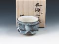 茨城県の焼き物 笠間焼の酒器ぐい呑