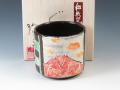 新潟県のやきもの 美野里焼の酒器ぐい呑