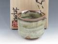 長野県のやきもの 尾林焼の酒器ぐい呑