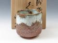 静岡県のやきもの 賤機焼の酒器ぐい呑