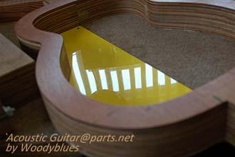 #9004 【ジグ】 ギター木枠 Martin 000 タイプ