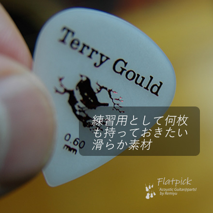 Terry Gould GP-TG-T/06 ティアドロップ型 厚さ0.6mm