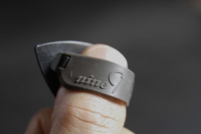 TAB TE126 MRKxGY ハード 親指用 ゴムベルト式 日米特許
