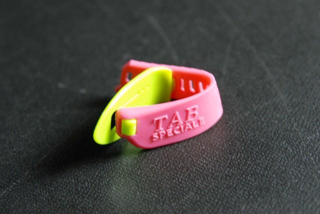 TAB TP112 KGxP ミディアム 親指用 ゴムベルト式 日米特許