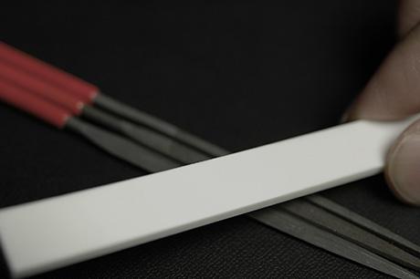 牛骨 漂白 3.5mmx105mmx12mm