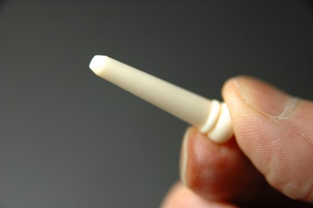 象牙 溝なし 6本セット