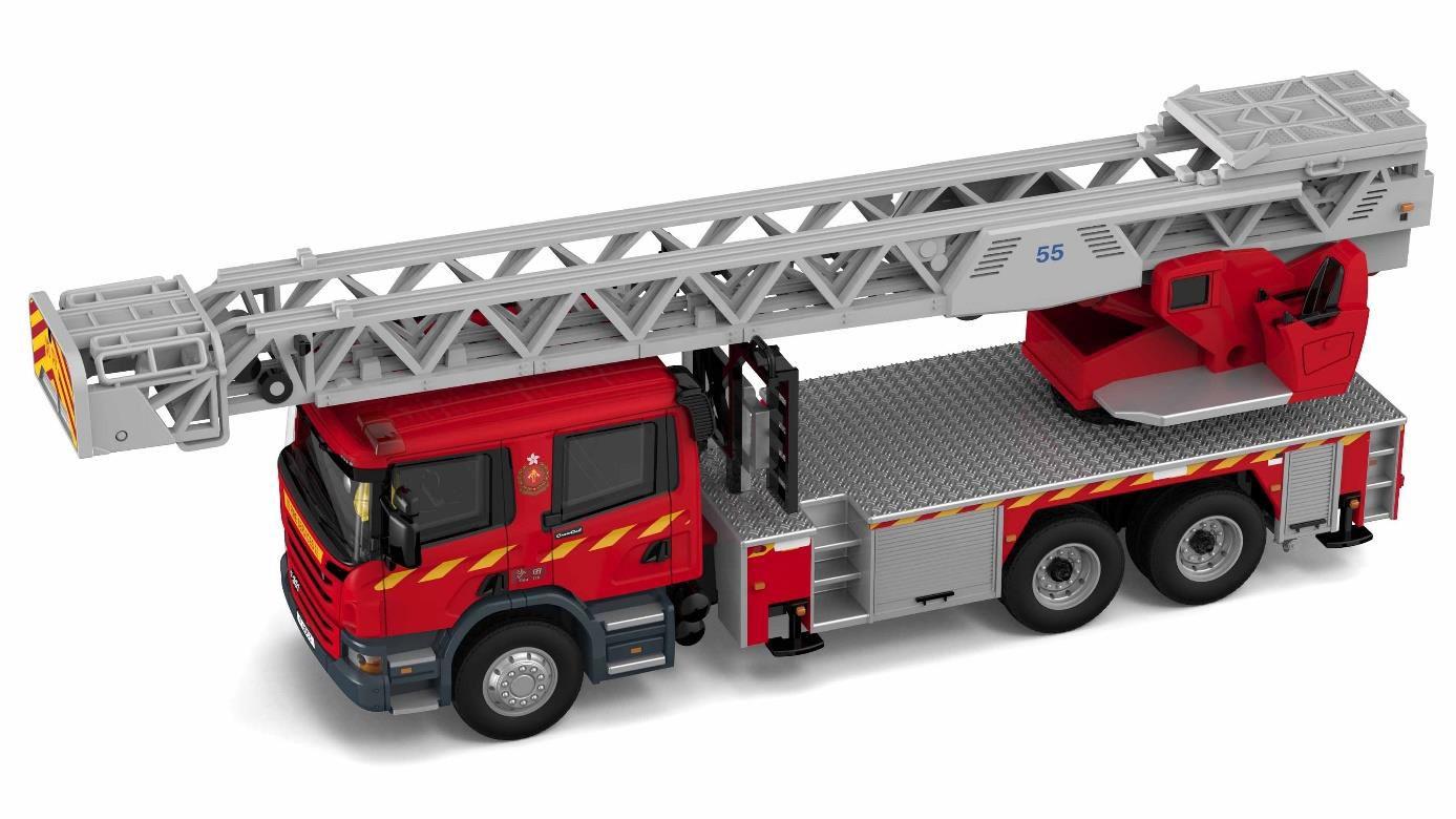 はしご 消防 車