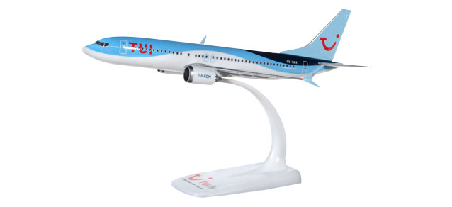 herpa wings 1/200 737 MAX 8 TUI フライ ベルギー航空 OO-MAX ...